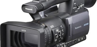 Panasonic AG-HMC151 camera hire £60