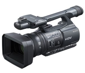 HDR-FX1000 hire