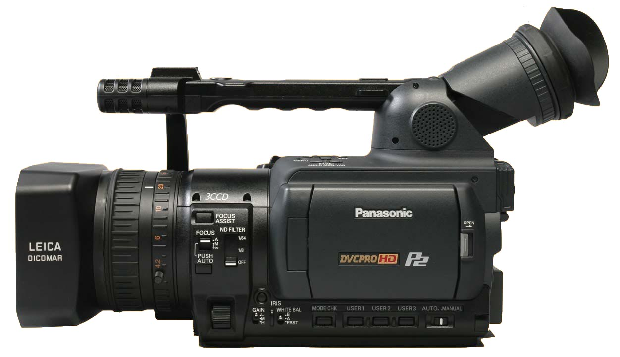 Repair of Panasonic AG-HVX200