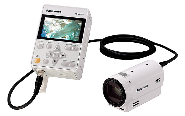 Repair of Panasonic AG-MDR25