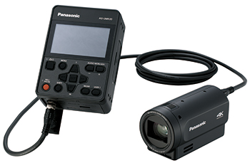 Repair of Panasonic AG-UMR20