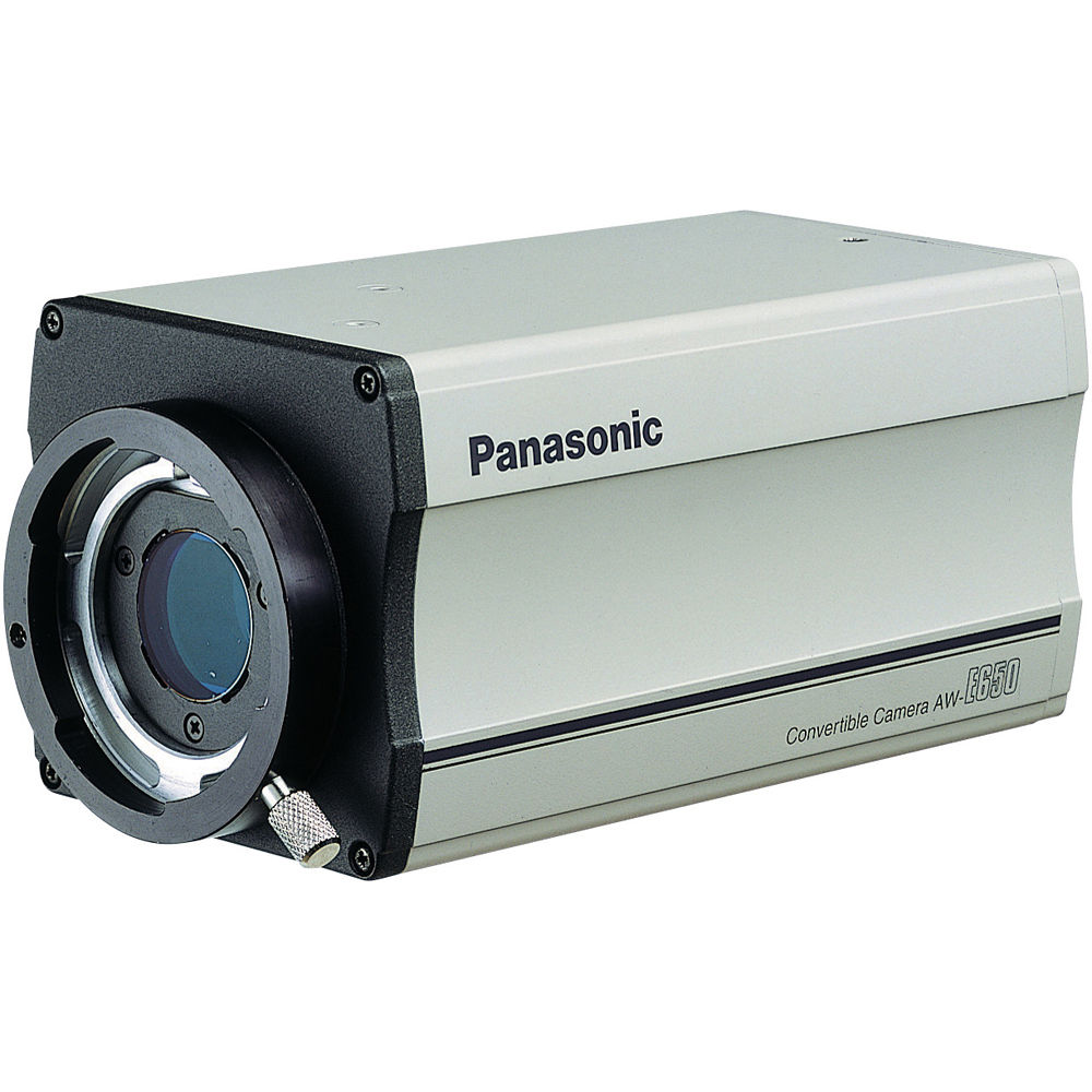Repair of Panasonic AW-E650
