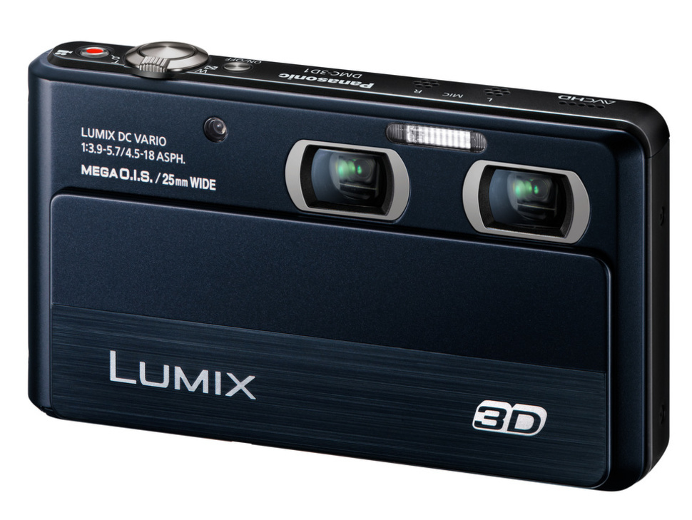 Repair of Panasonic DMC-3D1