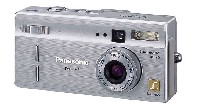 Repair of Panasonic DMC-F7