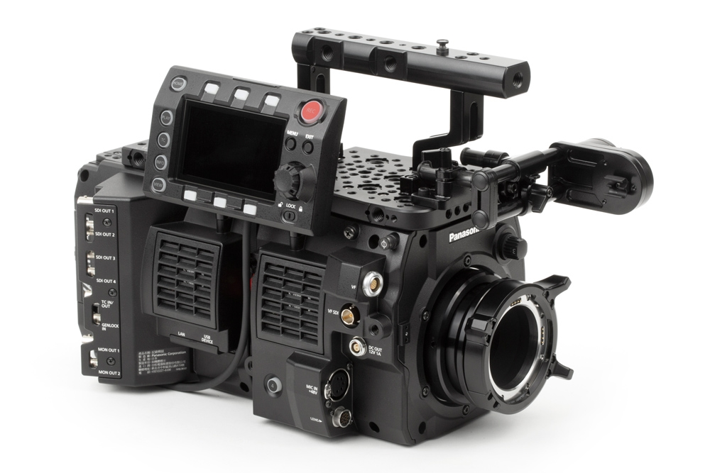 Repair of Panasonic VariCam35