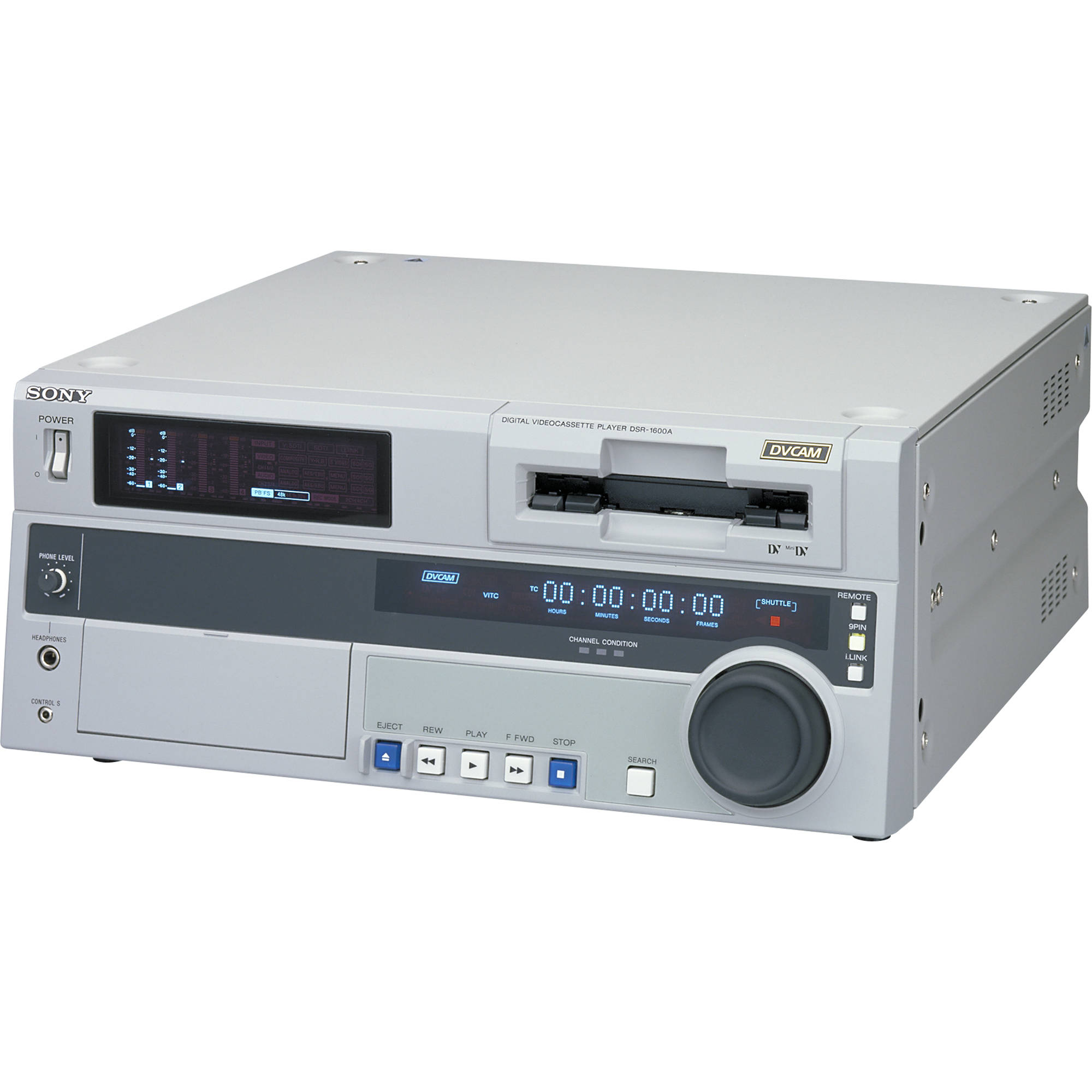 Repair of Sony DSR-1600A