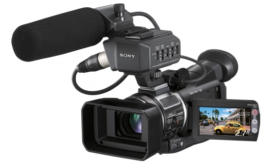 Repair of Sony HVR-A1