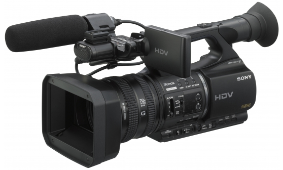 Repair of Sony HVR-Z5