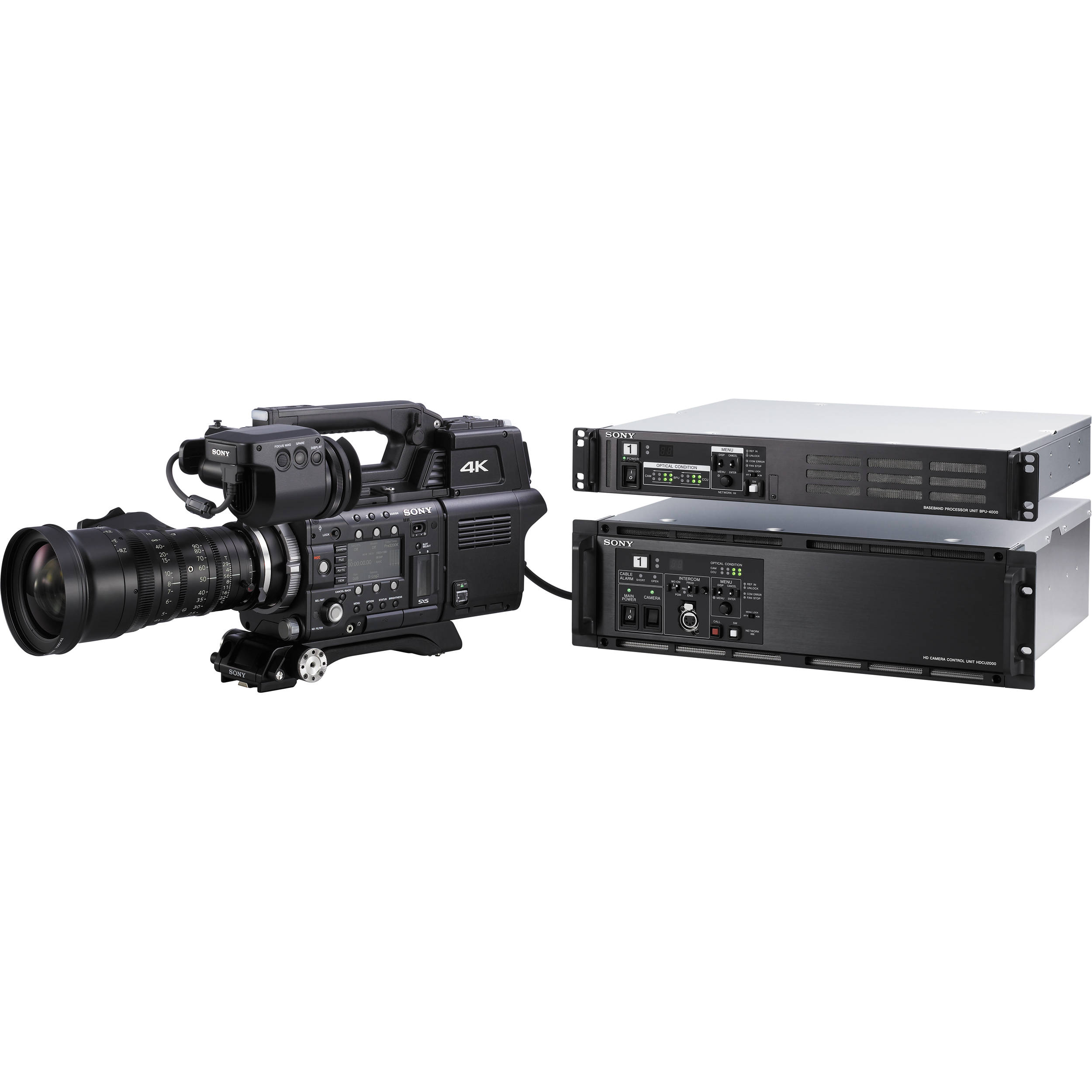 Repair of Sony PMW-F55LIVE