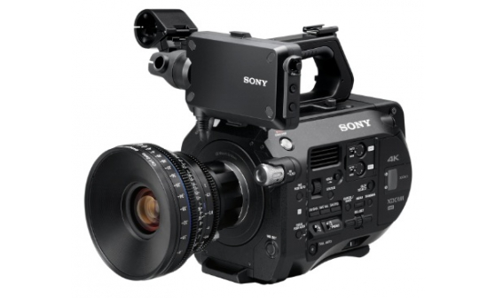 Repair of Sony PXW-FS7K